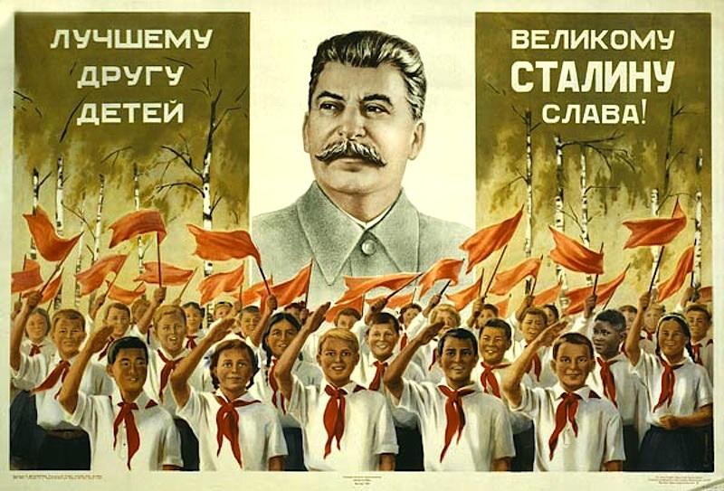 России необходимо избавляться от сталинизма