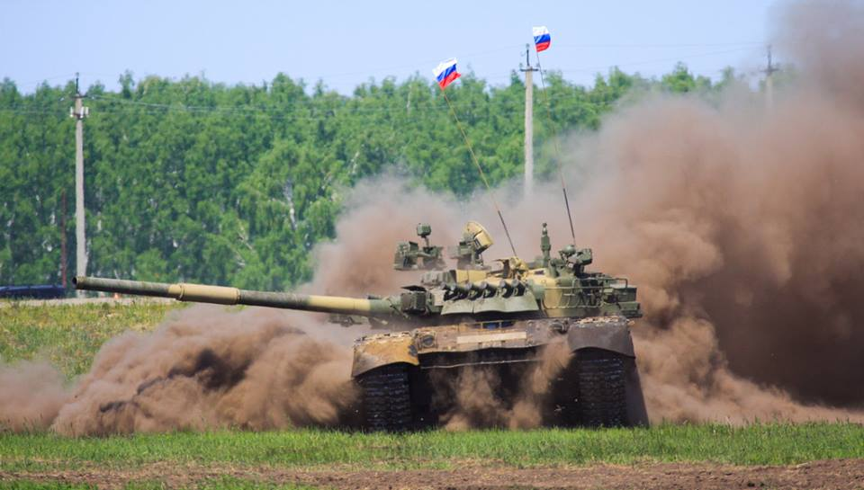Сегодня Омский танковый завод торжественно встретил 120-летие со дня основания