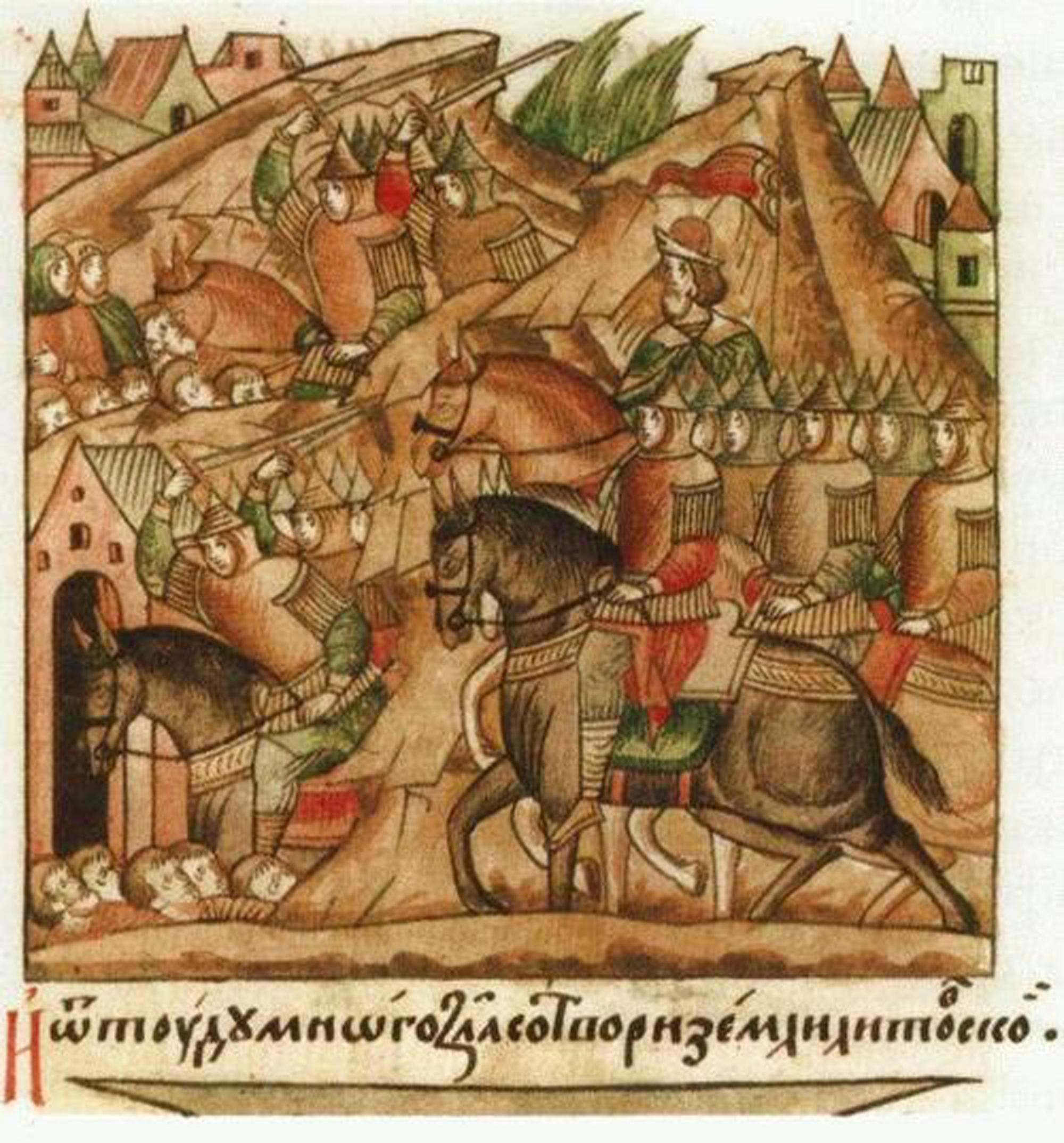 Почему войны любили и уважали князя дмитрия