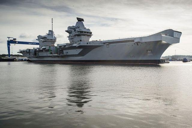 Великобритания: три четверти боевых кораблей не способны выйти в море