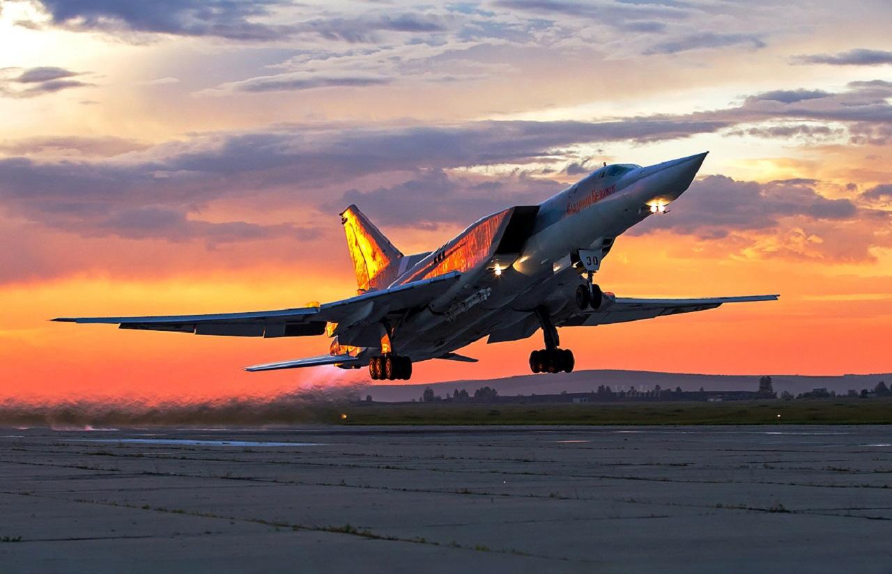 Обои Ту-22м3, сверхзвуковой, ракетоносец-бомбардировщик. Авиация foto 2