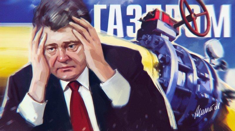 Украину — на металлолом: Дмитрий Лекух о трубопроводах в обход «страны-404»