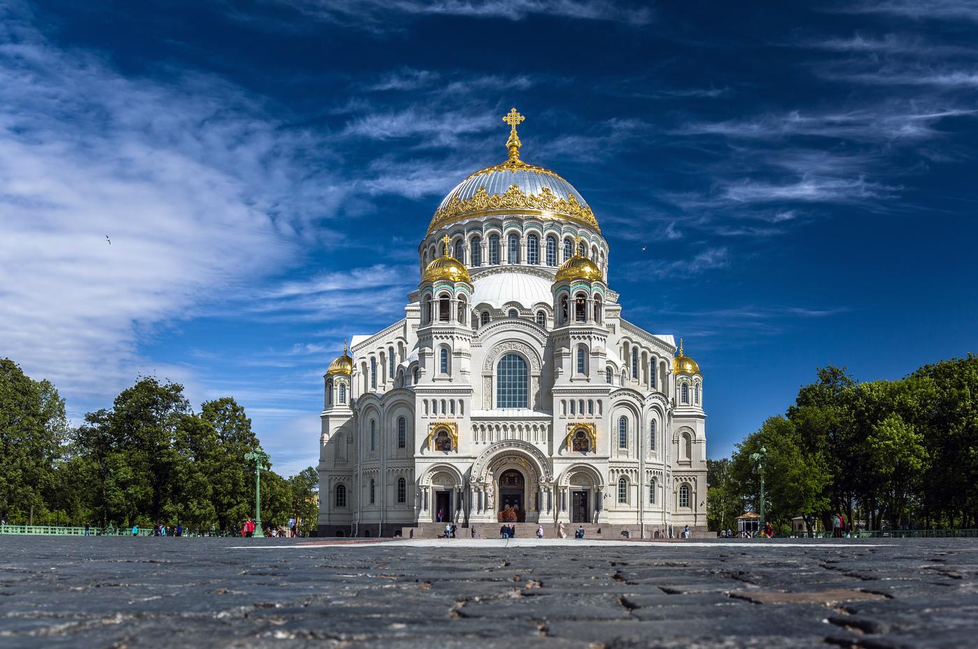 Кронштадтский морской собор — наследие дохристианского прошлого