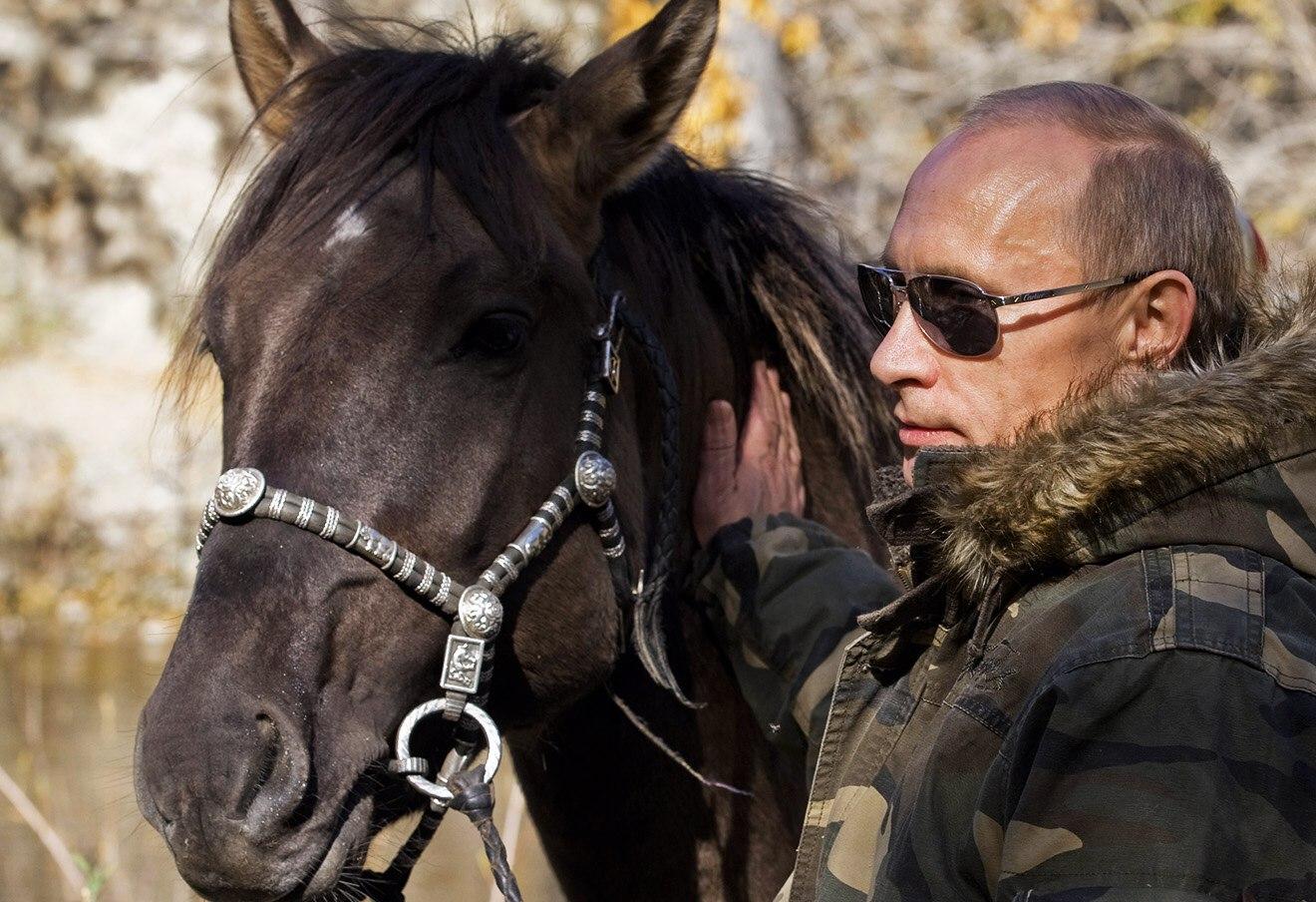 Путин только предложил…