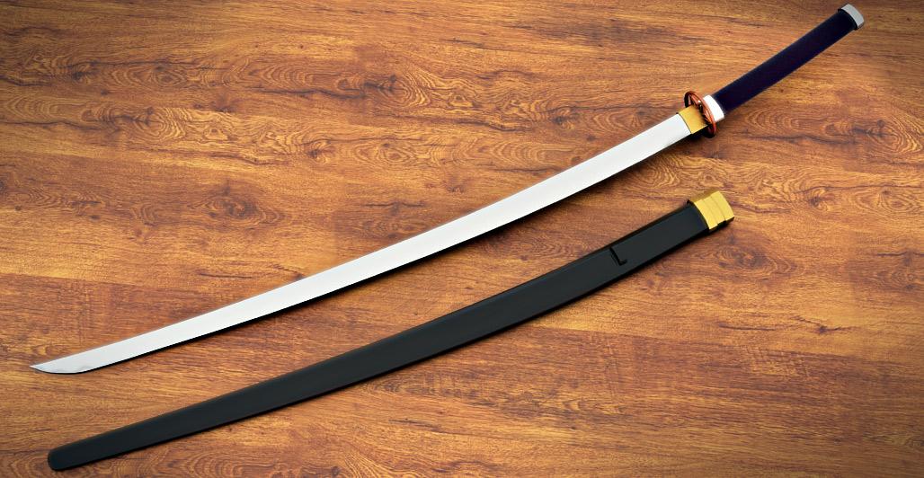 фото мечей самурайских