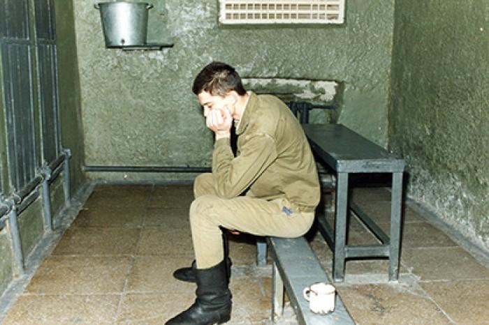 Солдатская «Губа»….