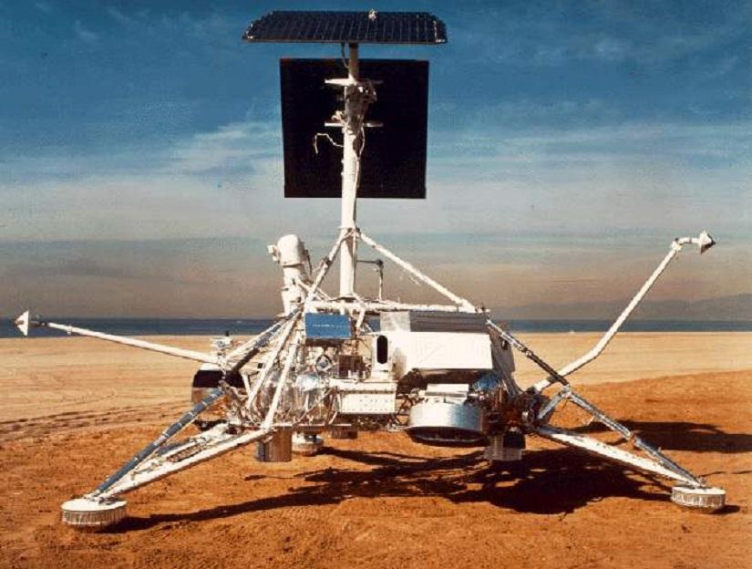 nasa ranger spacecraft - 825×624
