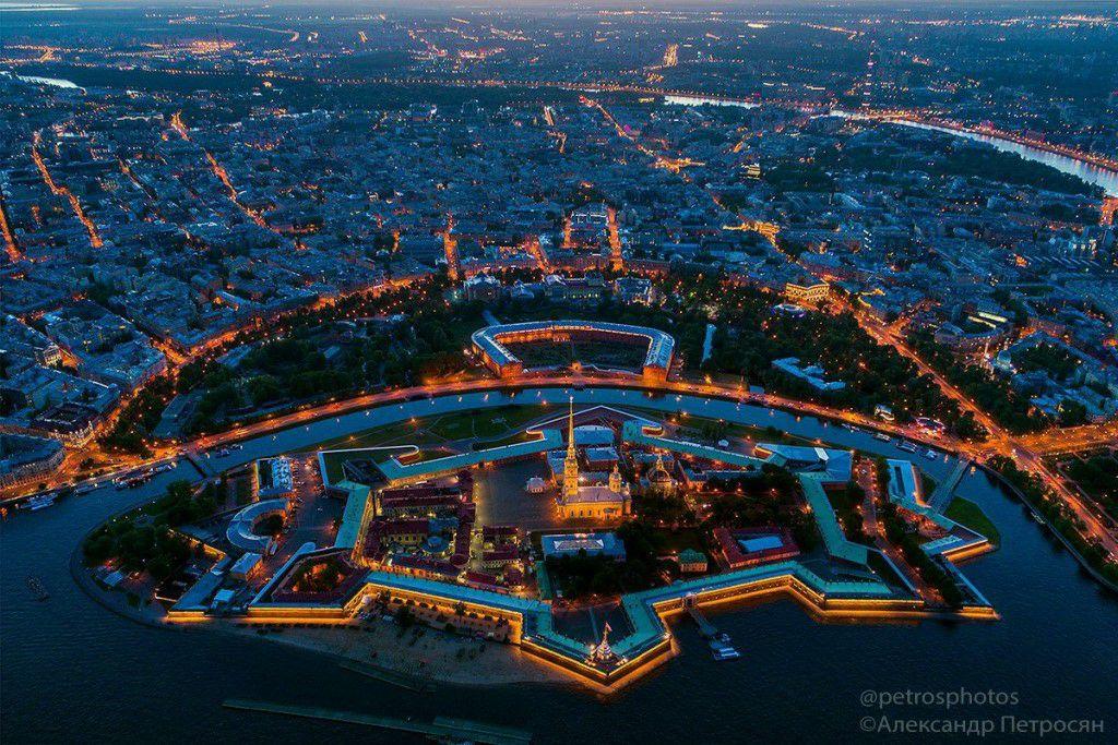 буду фото санкт петербурга с высоты птичьего полета отдыхе