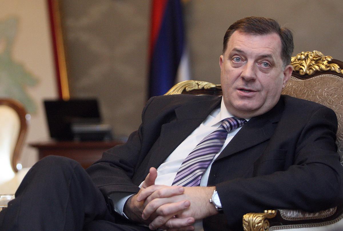 Смачный плевок на США и ЕС: президент республики Сербской признал Крым российским