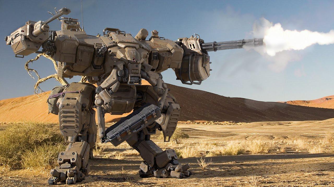 Гонка ИИ: кто первым создаст эффективного боевого робота?