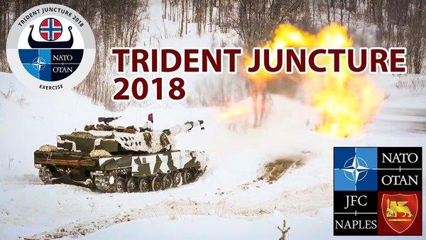 """Как учения НАТО """"Единый трезубец - 2018"""" повергли Россию в шок"""