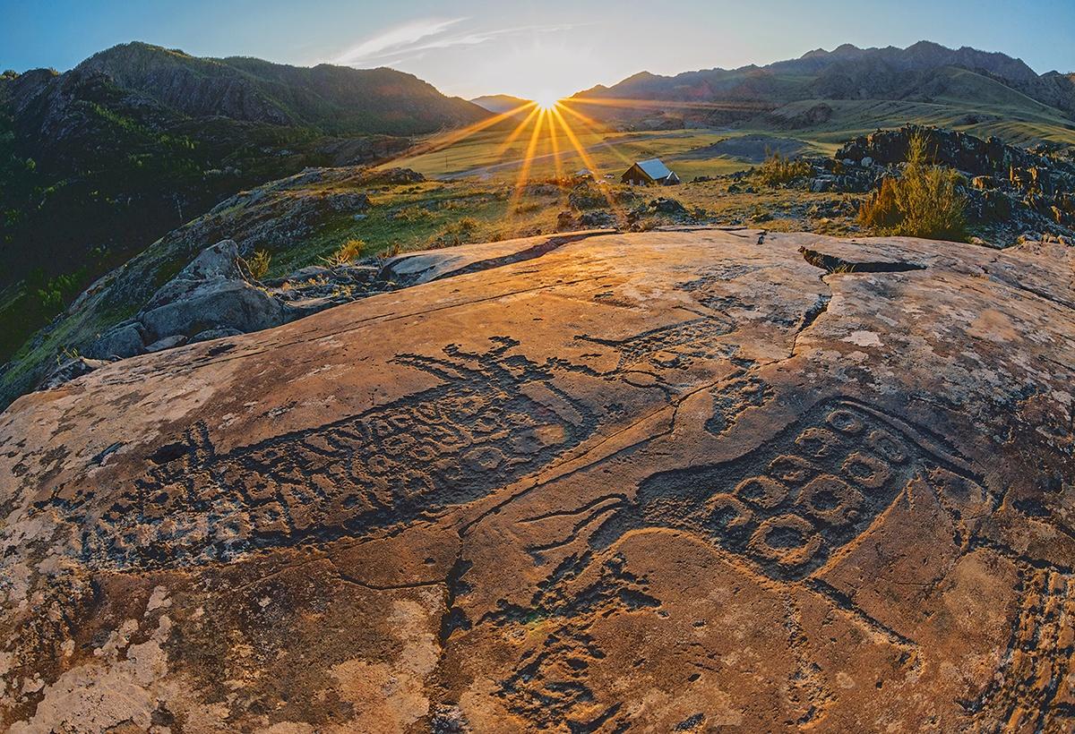 Чудеса и тайны древнего Алтая