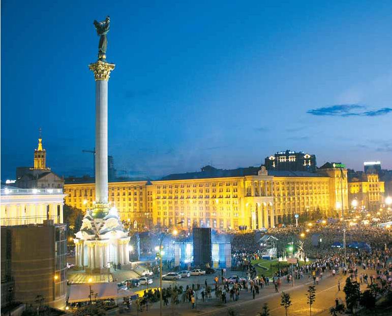 Почему не распадётся Украина
