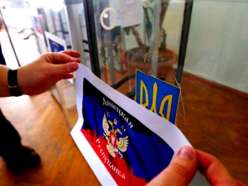 Почему Киев так боится выборов на Донбассе