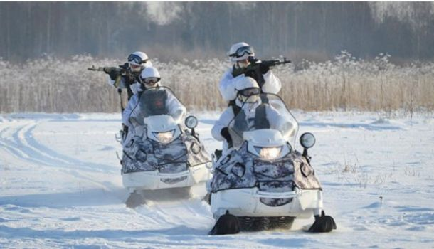 03.12.2018 США обязали Чехию противостоять «агрессии РФ» в Арктике.