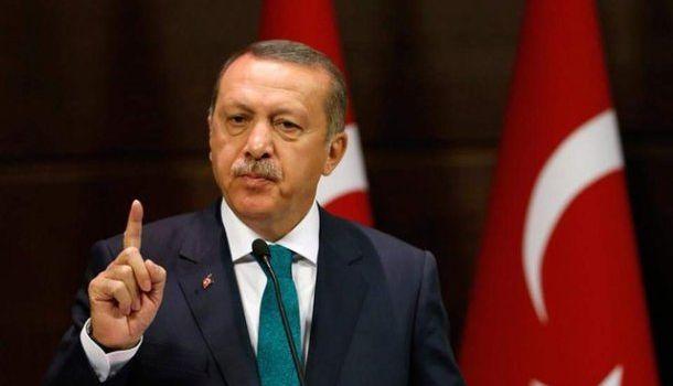 02.12.2018 Эрдоган предложил способ решения инцидента в Керченском проливе.