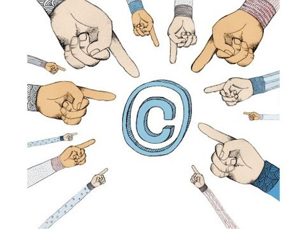 Авторское право на картинки