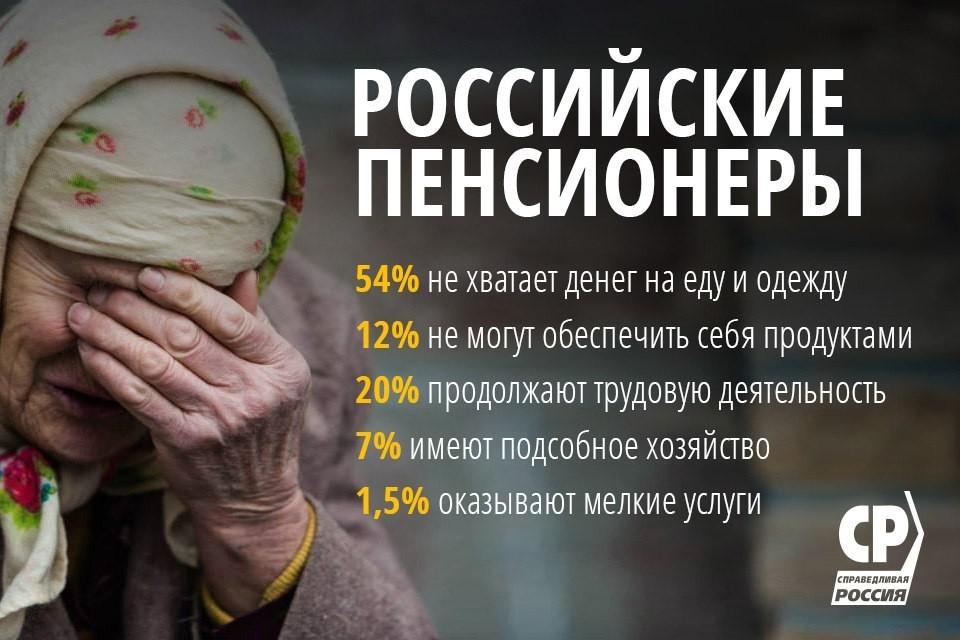 Процесс отмены повышения пенсионного возраста запущен   Блог Путаник   КОНТ 1a88cfd1e52