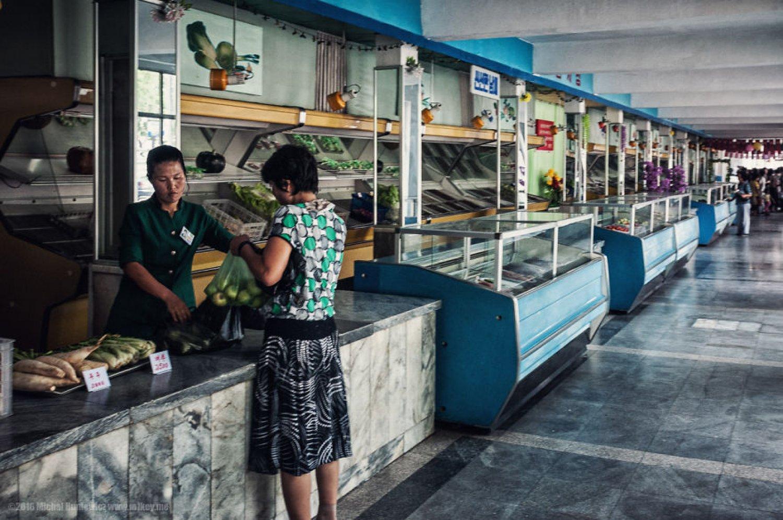 Северная корея в фотографиях туристов