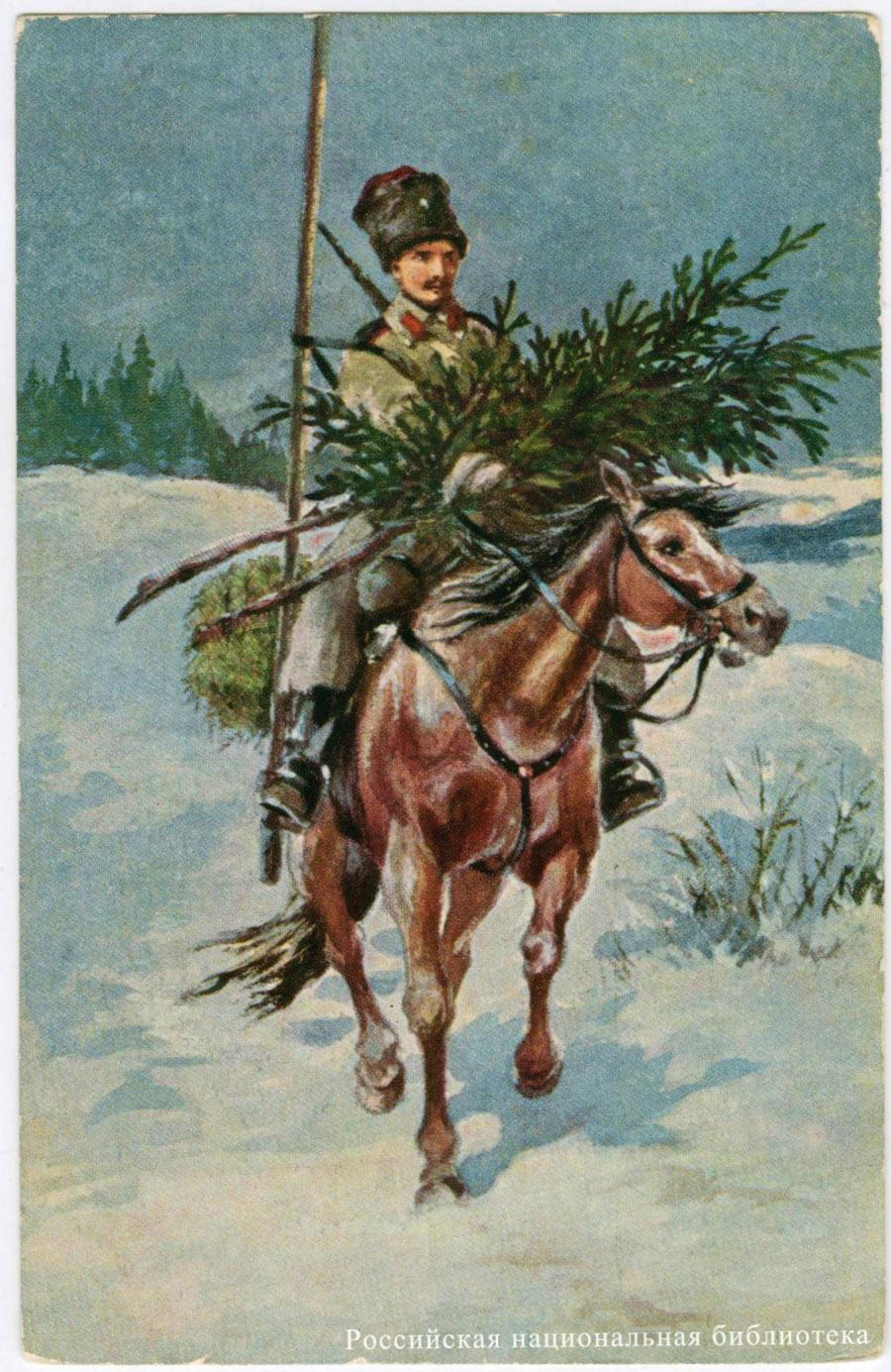 Пожелание с новым годом воинам