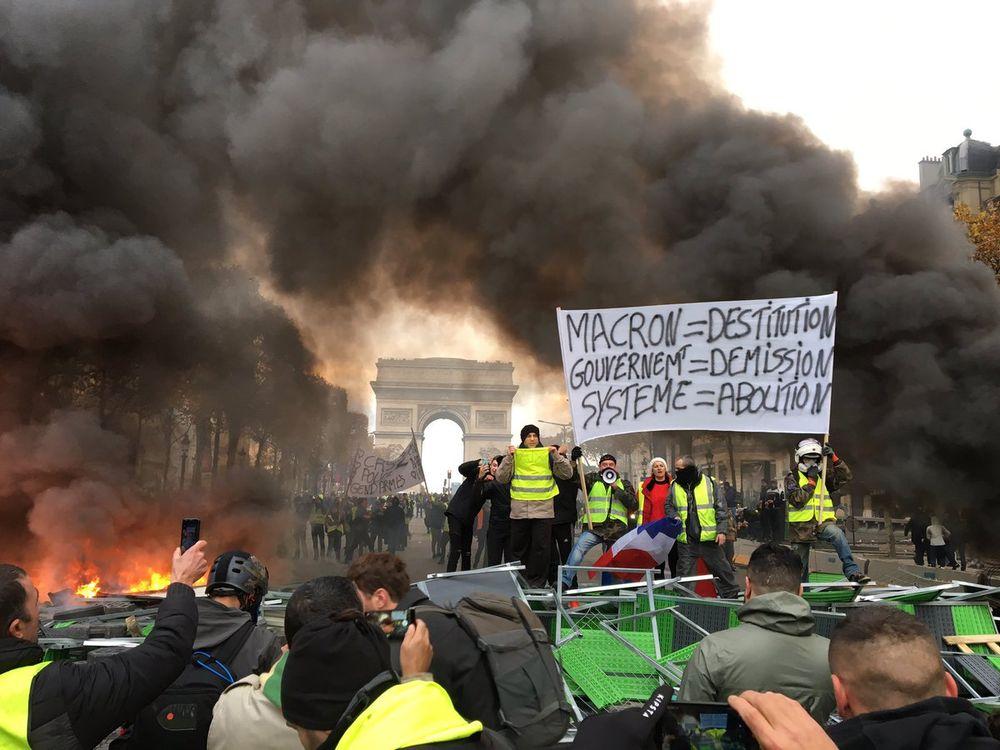 Немцы признали RT самым объективным СМИ во Франции