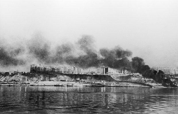 Абсурд Сталинградской битвы.