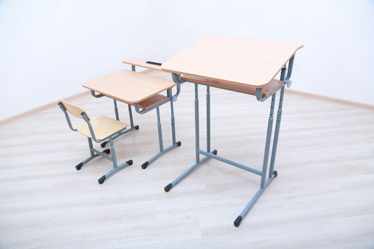 Базовый комплект мебели.