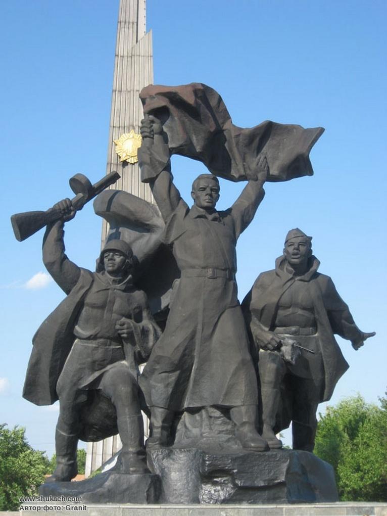Днем мужчин, картинки с памятниками вов