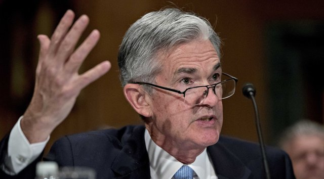 Новый глава ФРС Пауэлл - причина обвала бирж США?