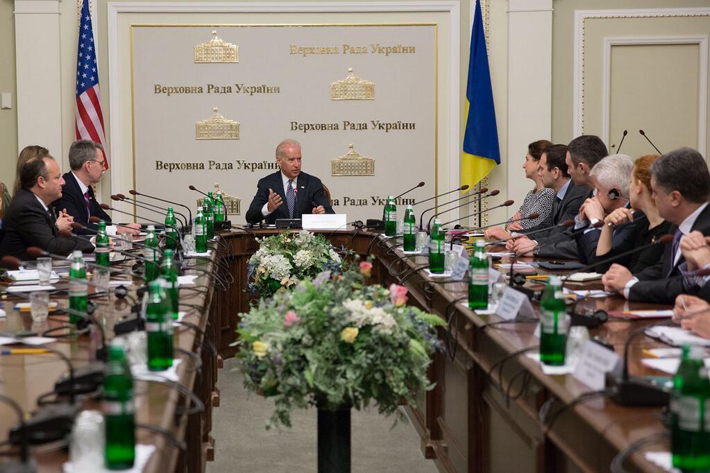 Какая независимая Украина: только внешнее управление