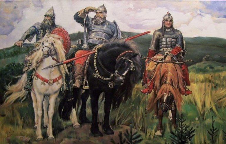 О русской силе, наглости и хамстве