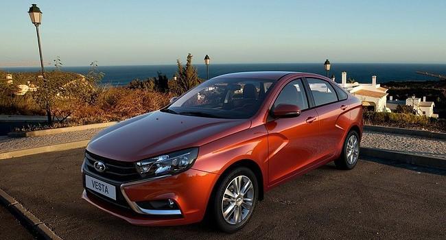 Lada поставила рекорд по продажам в Евросоюзе