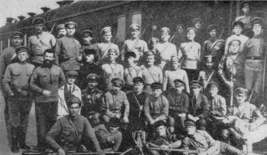 Армия и составляющие полка