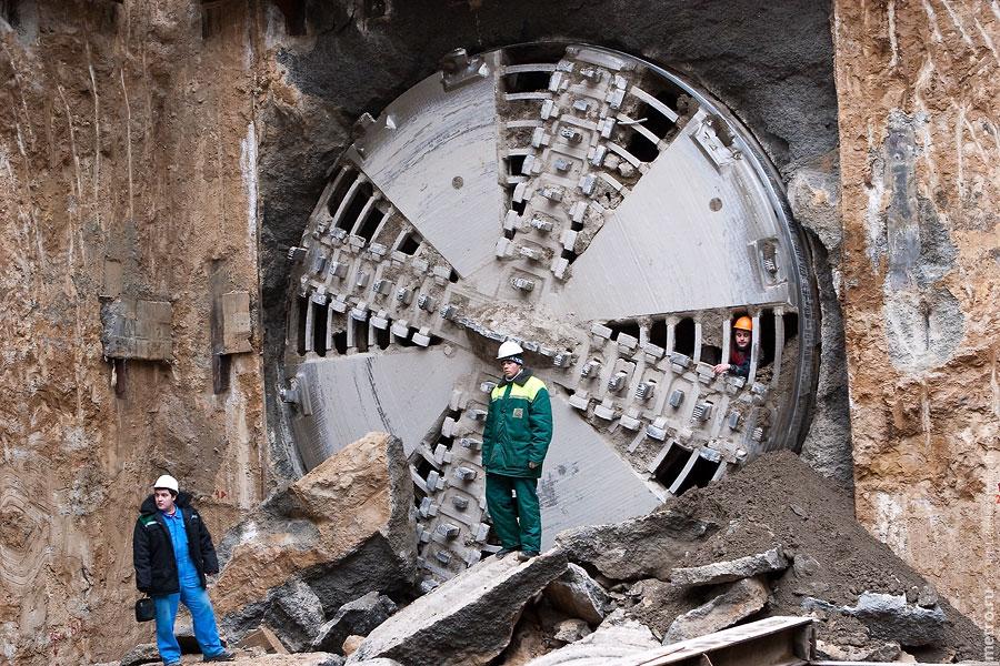 Завершена проходка второго Байкальского тоннеля на БАМе.