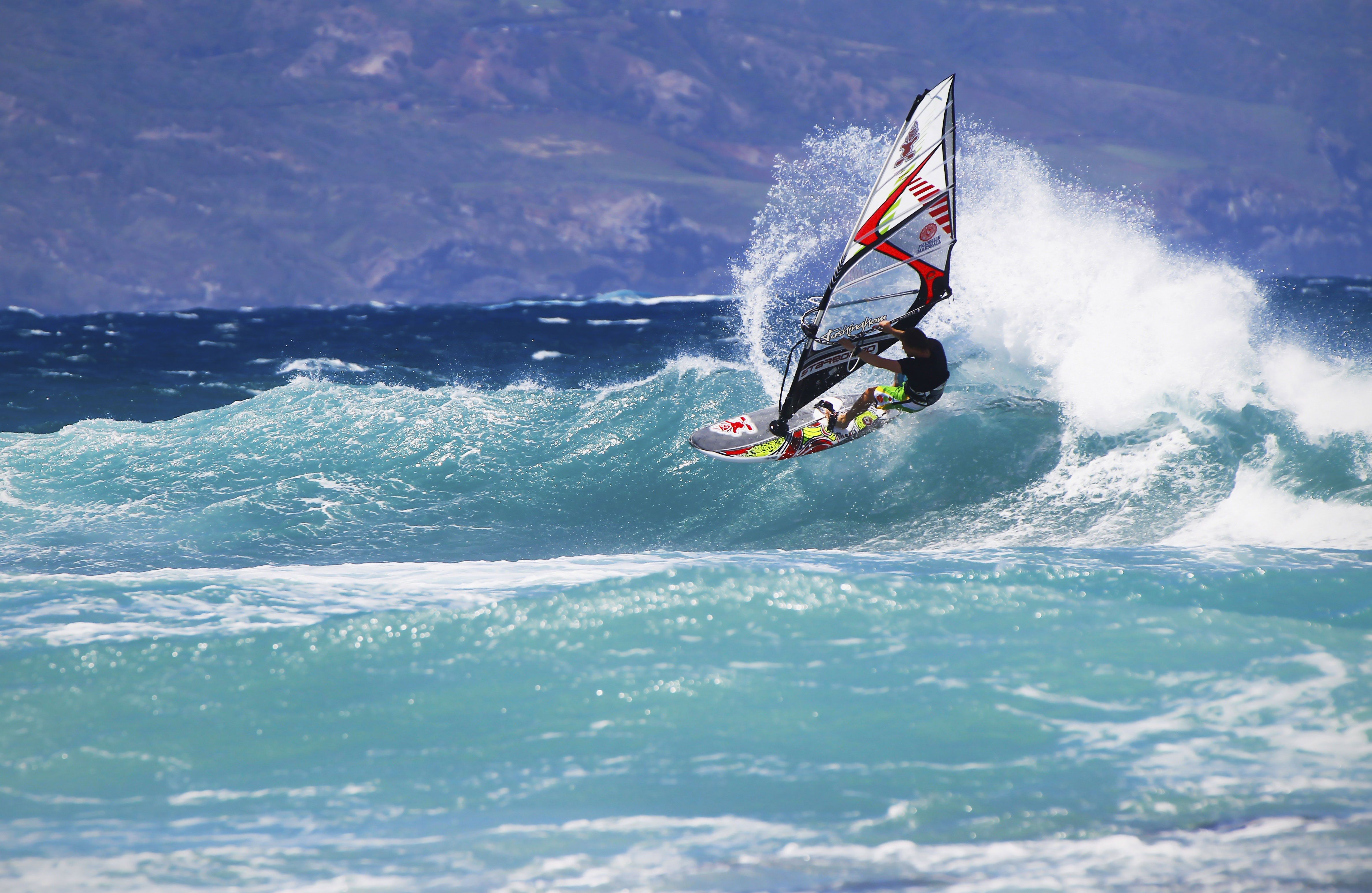 серфингист парус  № 3098847 бесплатно