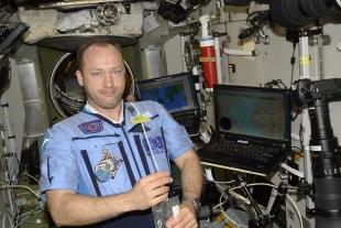 После пребывания на МКС Александру Мисуркину удалось вырасти на 2 см