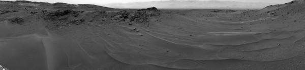 Снимки Марса делают на острове Девон?