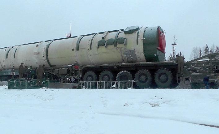The National Interest, США. Теперь мы знаем, как Россия будет запускать свои новые гиперзвуковые планирующие боевые блоки «Авангард»