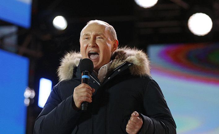 Что переизбрание Путина означает для России и мира