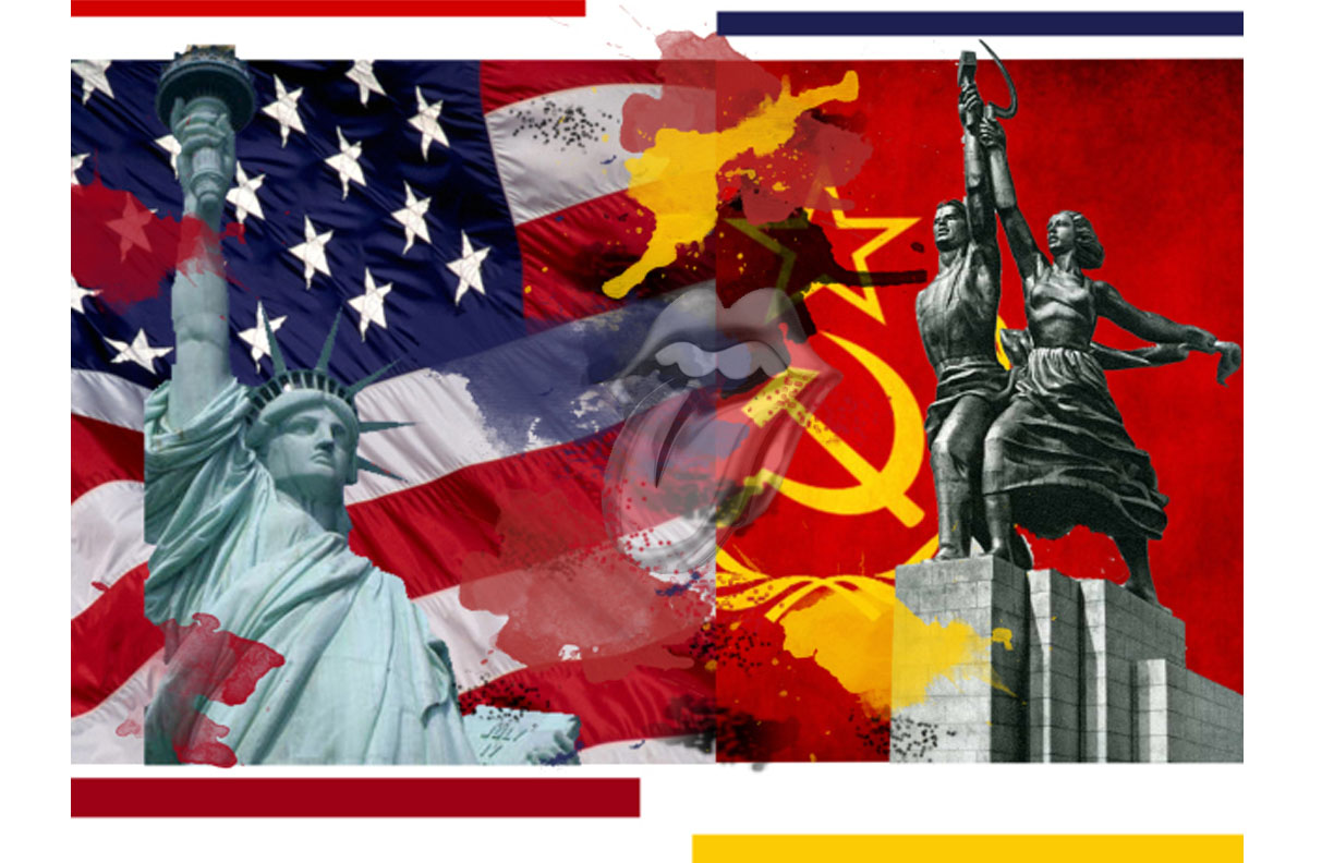 the background and outcome of the cold war between the us and the soviet union The cold war, globalization and the effect on the for first world allies of the united states and the of the cold war, the soviet union had a.
