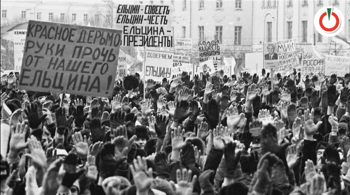 Россия не сможет построить демократию, власть возьмёт КГБ