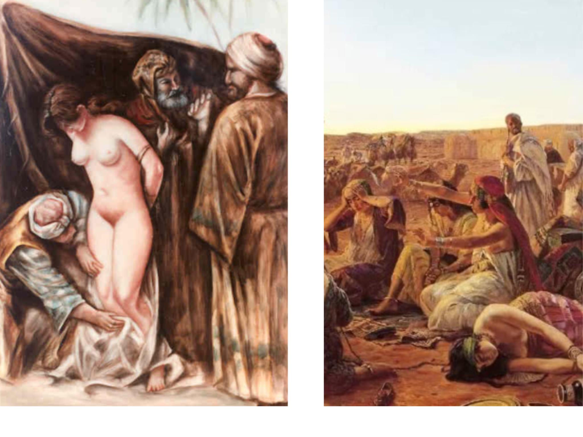 Что делают с рабынями фото