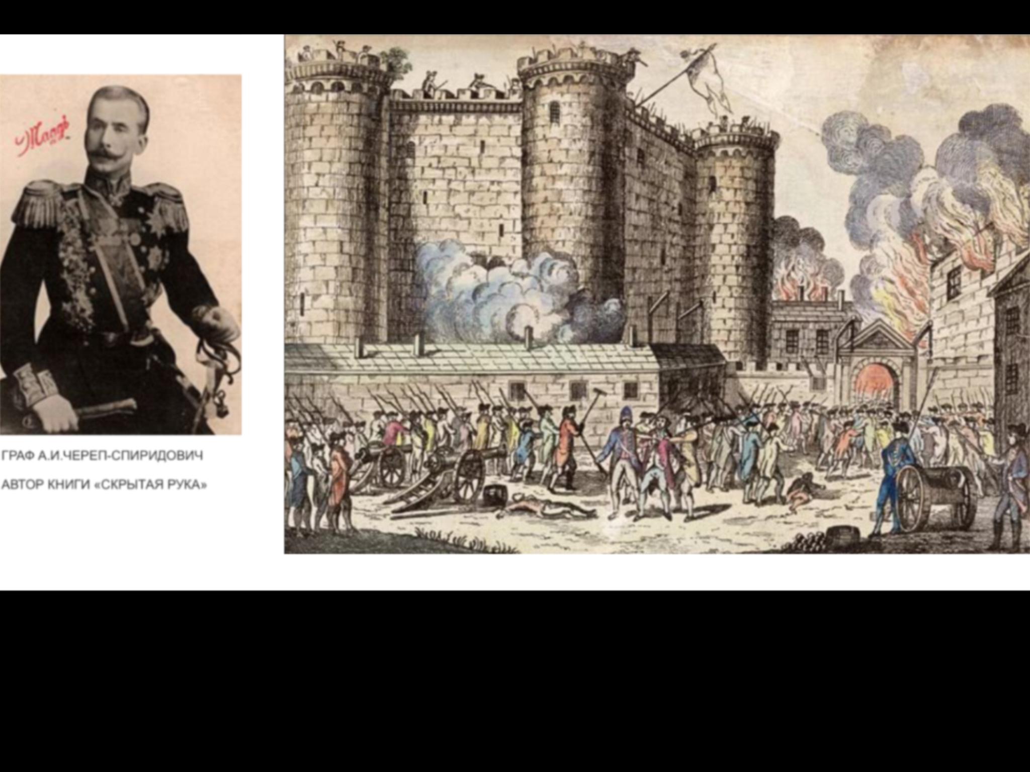 Скрытая рука. Французская Революция и Ротшильды.