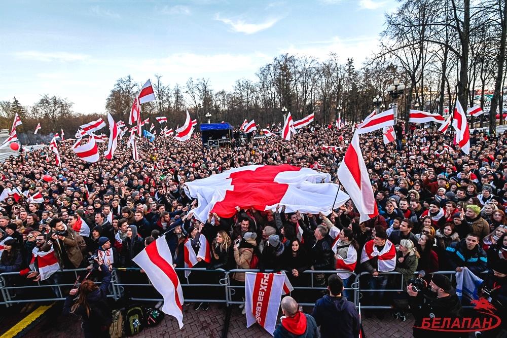 Трудящиеся Белоруссии о сути акций протеста. Комментарии к открытому письму