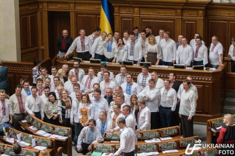 Рада решительно рехнулась: украинские нардепы выразили коллективный протест исконно братским заявлениям ЕС