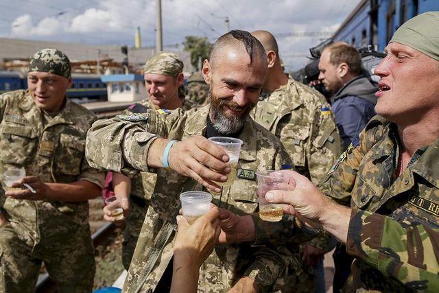Украина: Очередной сезон забега от военкомата открыт
