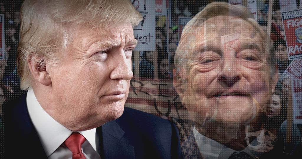 """Частное расследование """"Трамп-Русские"""" и отравление Скрипалей финансировал Сорос"""