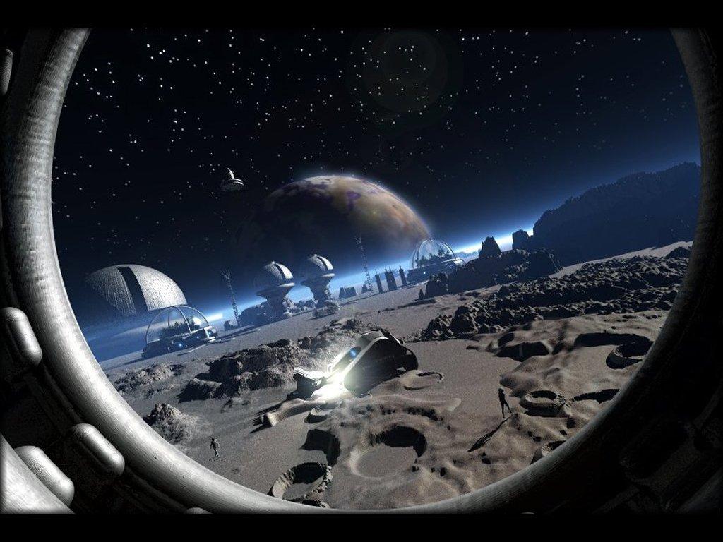 Рисунок космодром байконур