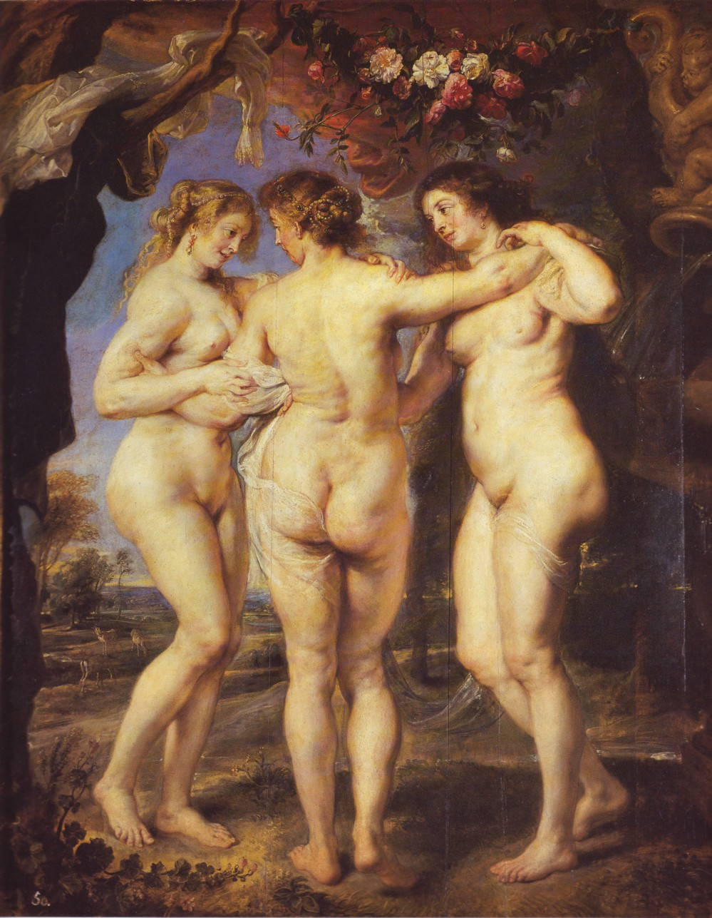 Разные леди показаны голыми  290053