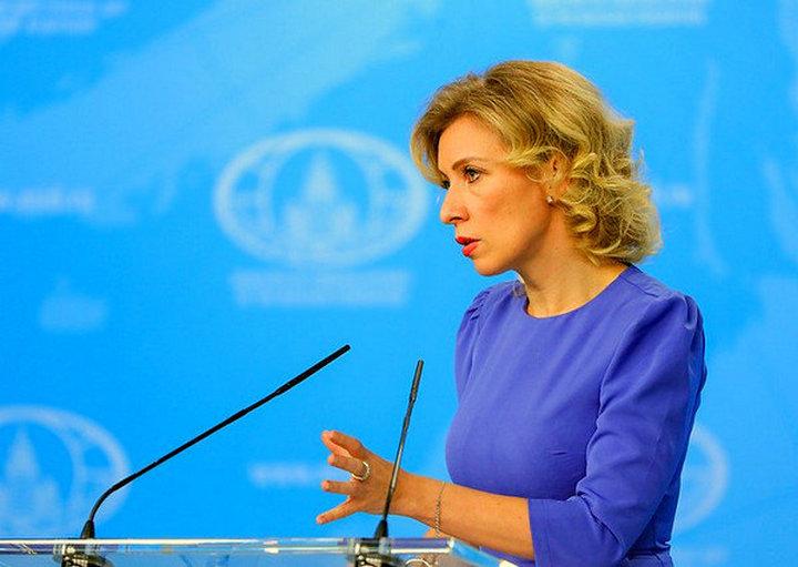 """Мария Захарова: """"Вы беситесь потому, что испугались роста нашего влияния"""""""
